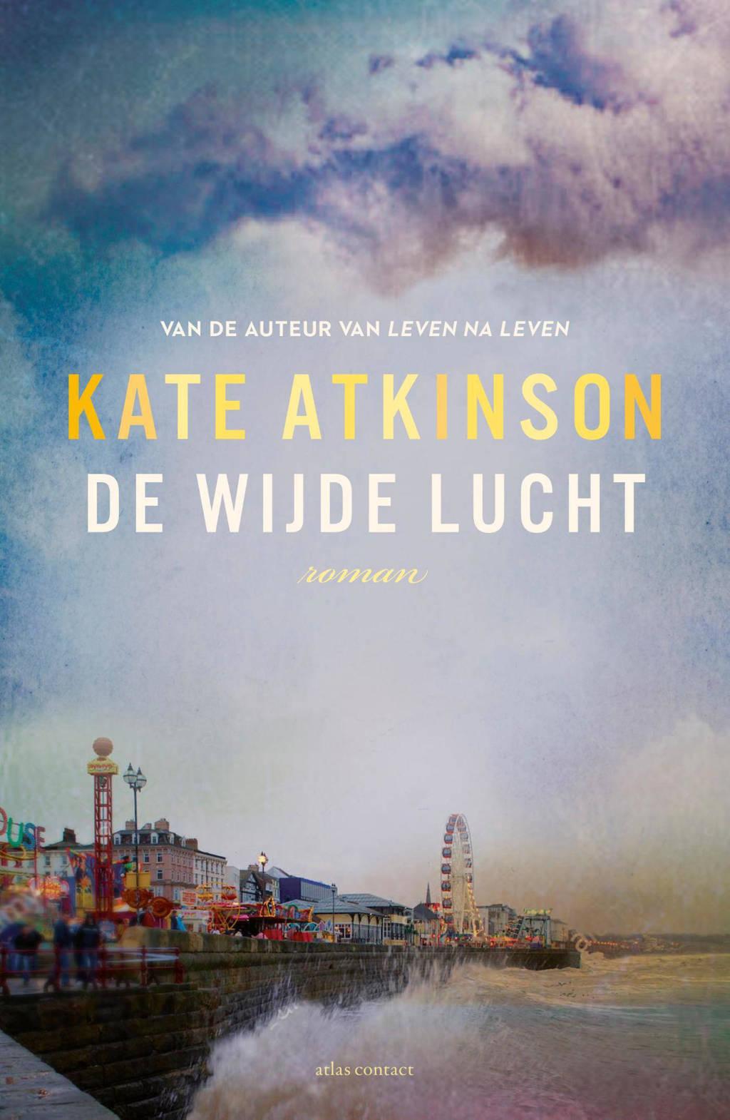 De wijde lucht - Kate Atkinson