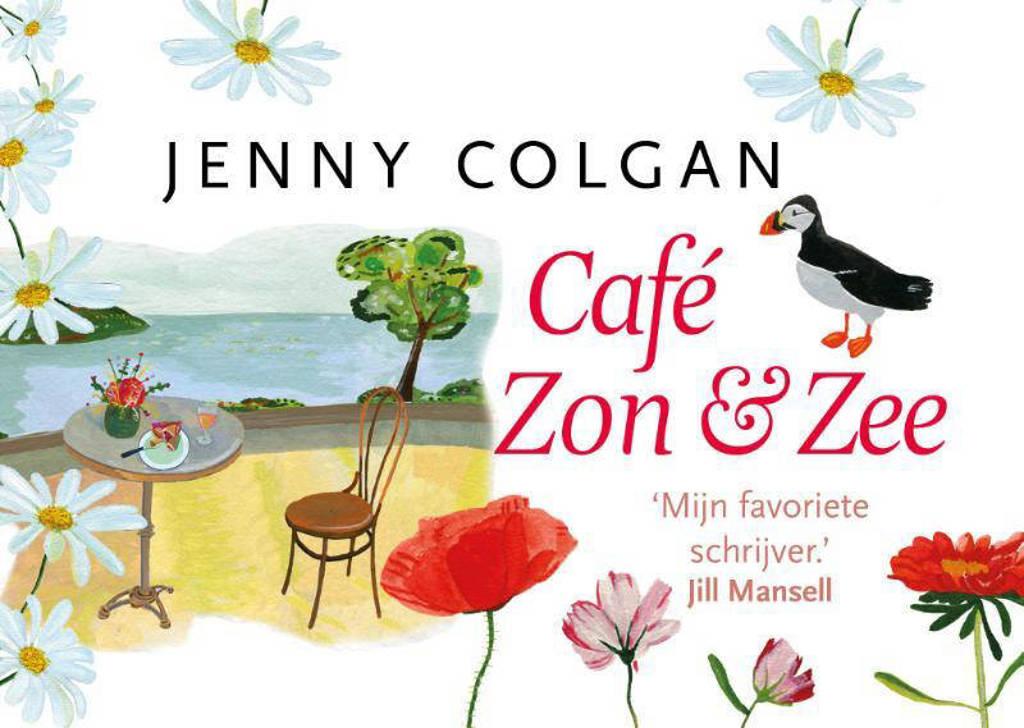 Café Zon & Zee DL - Jenny Colgan
