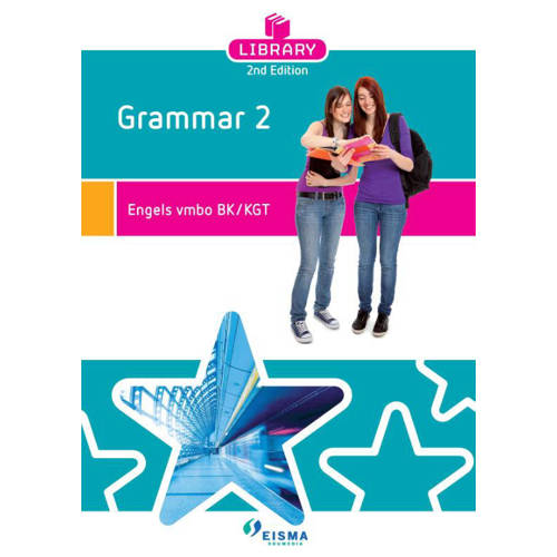 Library 2nd Edition: Grammar 2: Onderbouw. Paperback