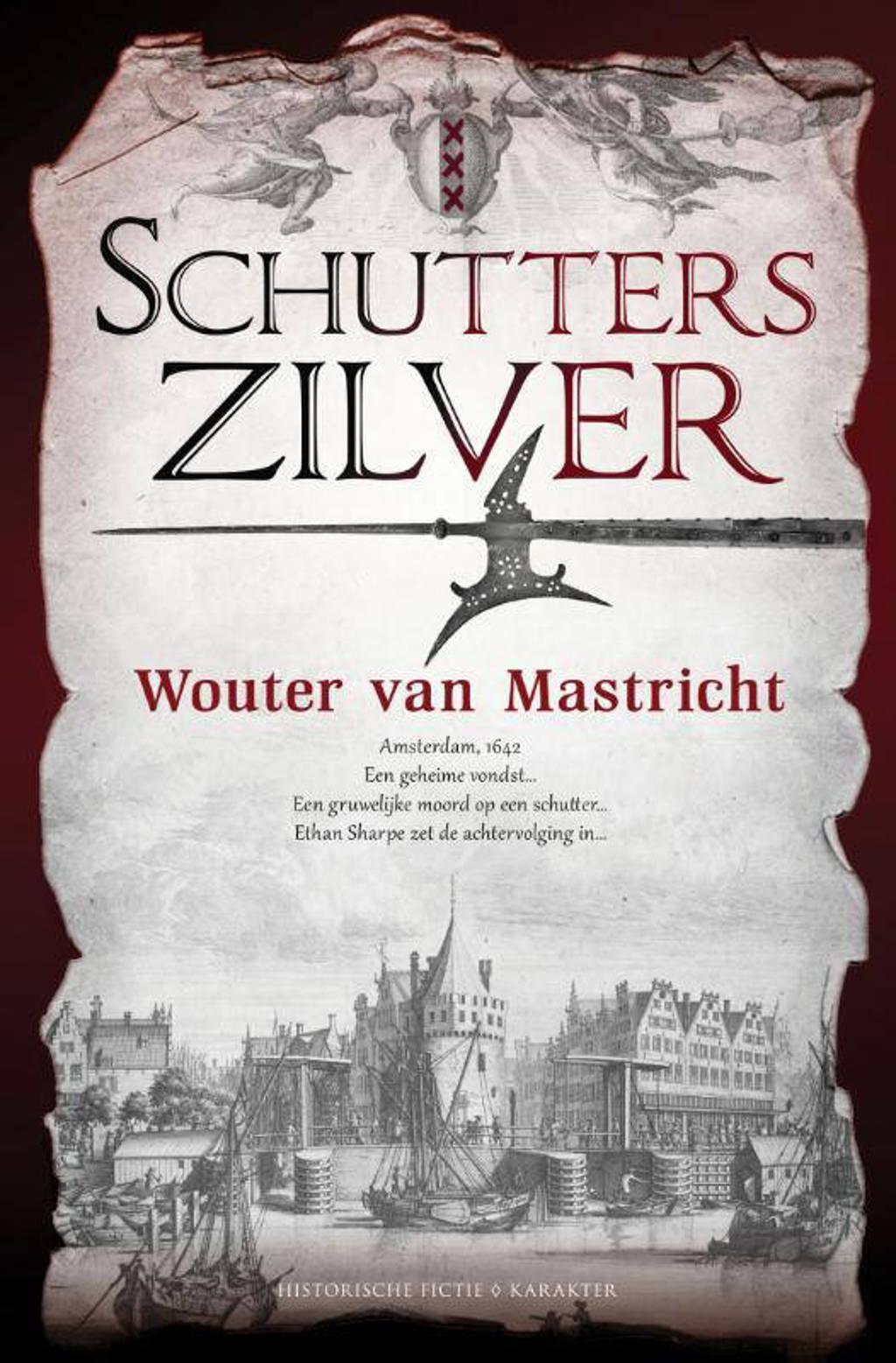 Schutterszilver - Wouter van Mastricht