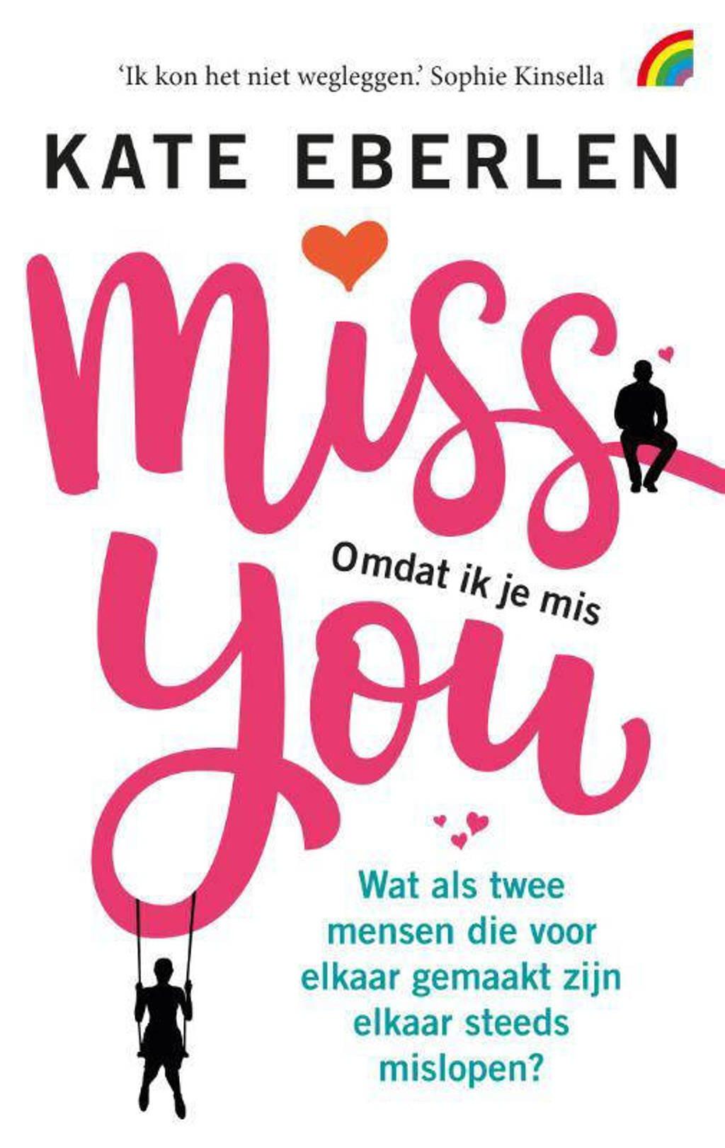 Miss You - Kate Eberlen