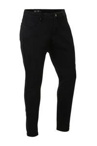 Simply Be Capsule high waist skinny jeans Lucy zwart, Zwart