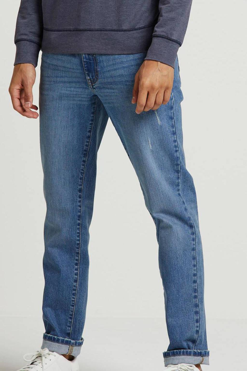 IZOD regular fit jeans blauw, Blauw