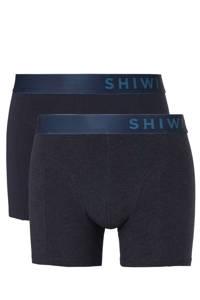 Shiwi boxershort (set van 2), Marine