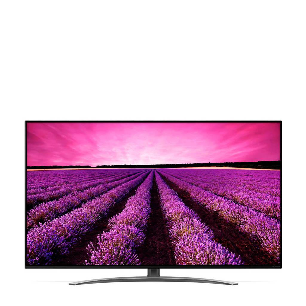 LG 49SM8600PLA 4K Ultra HDTV, Zwart