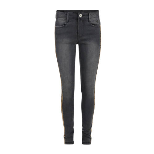Jill by Shoeby skinny jeans Claire met zijstreep g