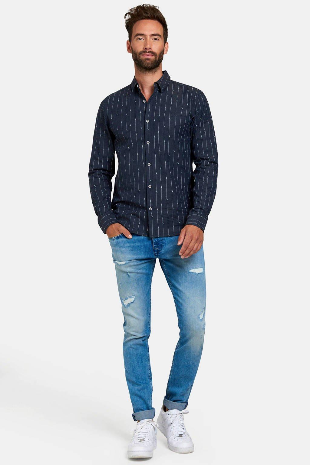 Refill skinny jeans Leroy mediumstone, MEDIUMSTONE