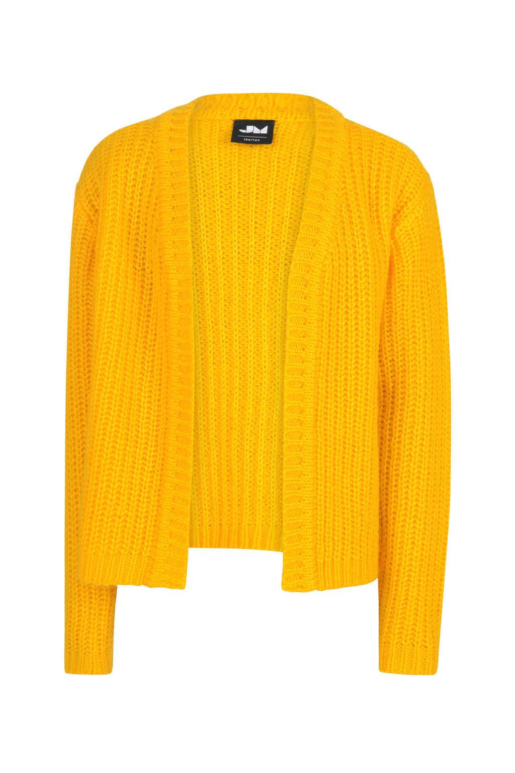 Jill vest Betty geel, Geel