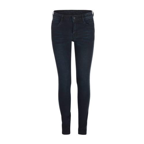 JILL MITCH skinny jeans Macy met zijstreep