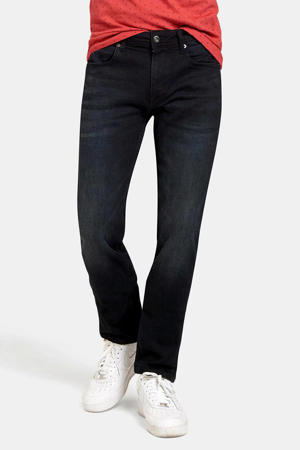 straight fit jeans Lewis BLUE/BLACK