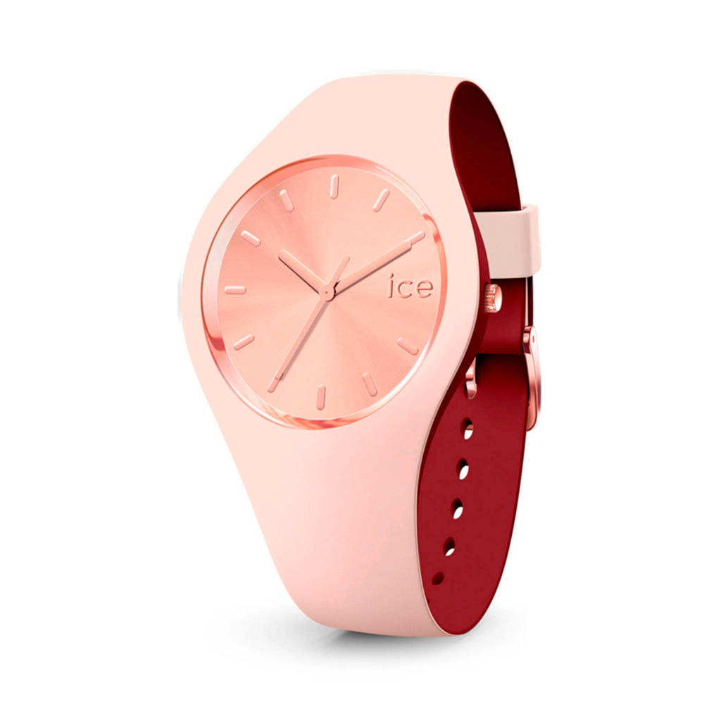 Ice-Watch Duo Chic horloge IW016985 roze, Roze