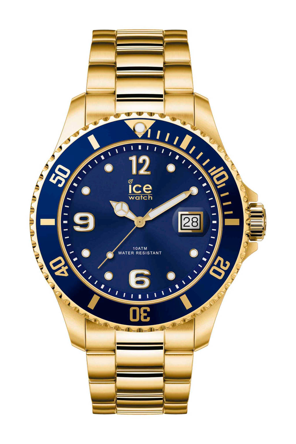 Ice-Watch horloge IW016762 goudkleur, Goudkleurig