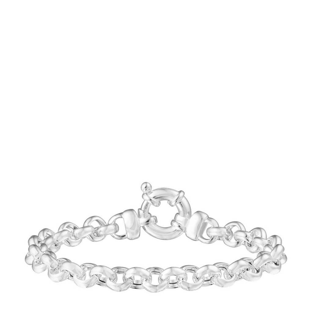 Selected Jewels zilveren armband SJSS19045, Zilverkleurig