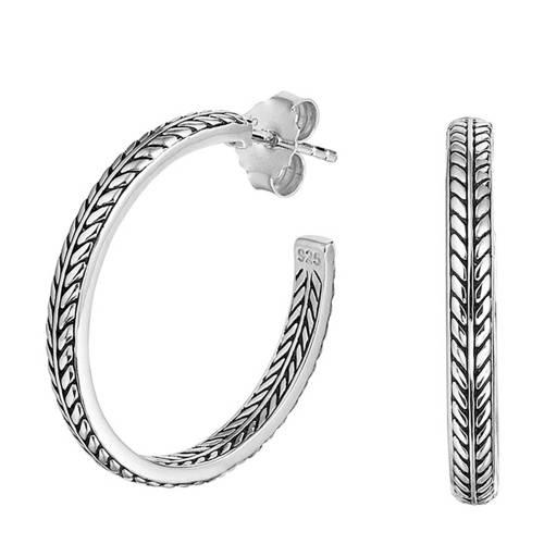 Selected Jewels zilveren oorbellen SJ0210200
