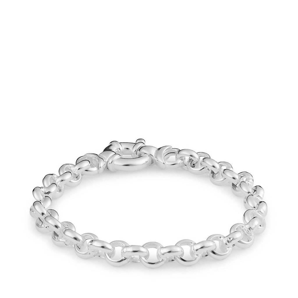 Selected Jewels zilveren armband SJ0210202, Zilverkleurig