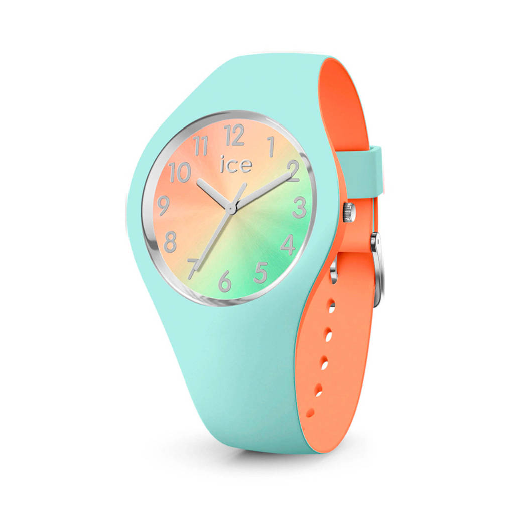 Ice-Watch Duo Chic horloge IW01698 blauw, Blauw