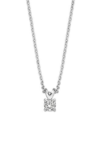 zilver ketting 61297AW