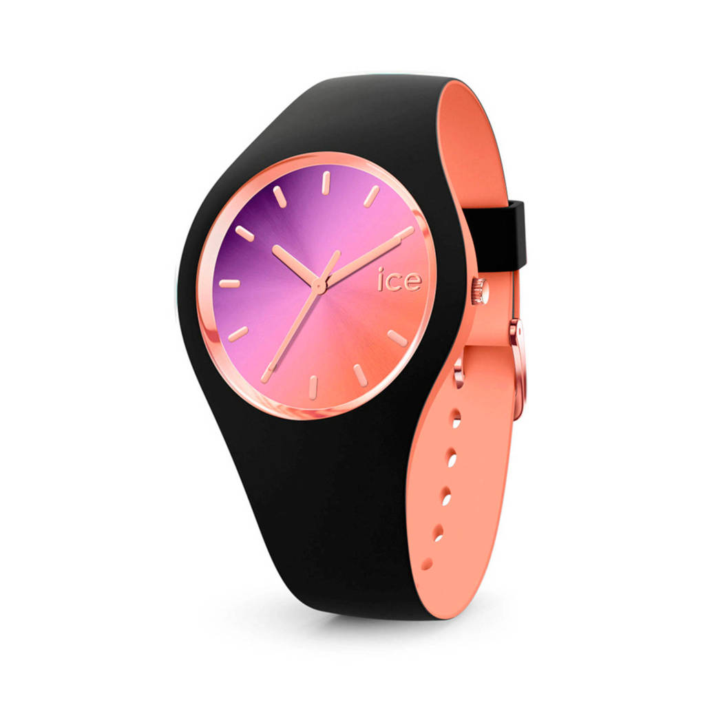 Ice-Watch Duo Chic horloge IW01698 zwart, Zwart
