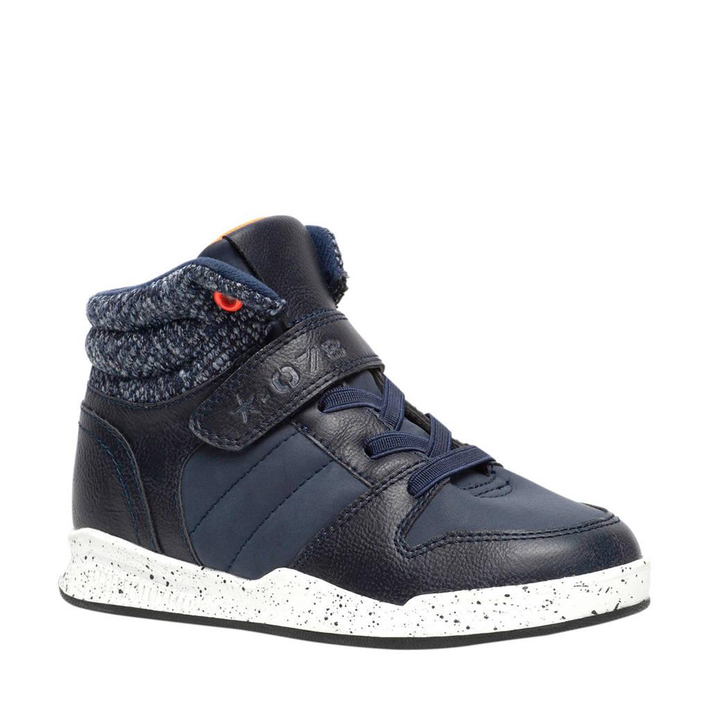 Scapino Blue Box   sneakers donkerblauw, Blauw