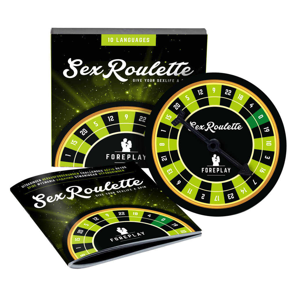 Tease & Please Sex Roulette Foreplay spel