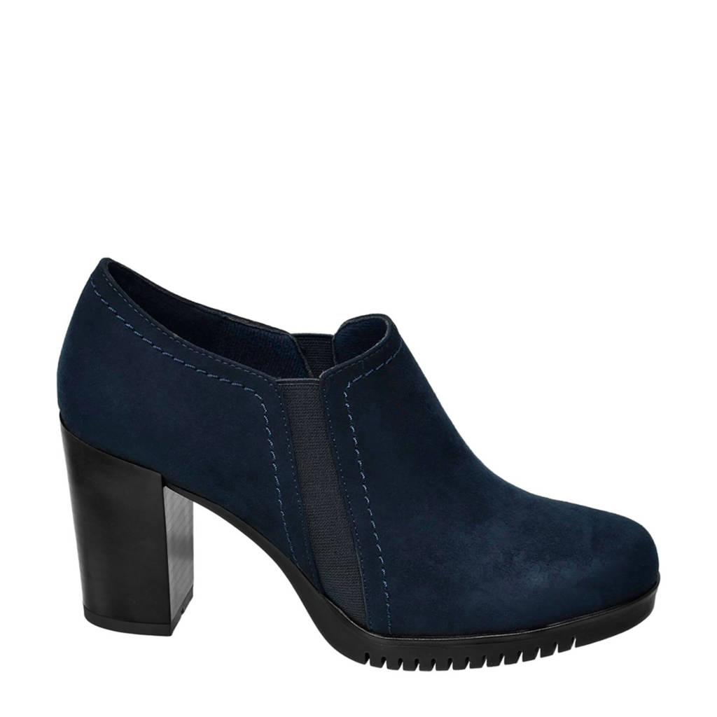 Graceland   pumps donkerblauw, Donkerblauw