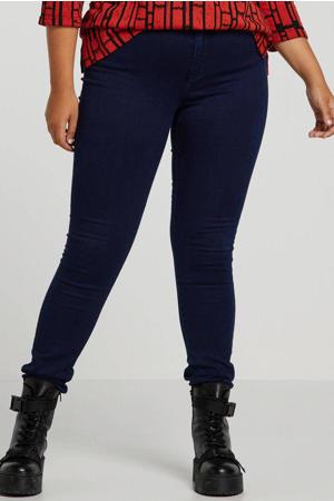 skinny jeans CARAUGUSTA dark blue denim