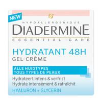 Diadermine Essential Care Hydratant 48h Gel-Crème  1 stuks