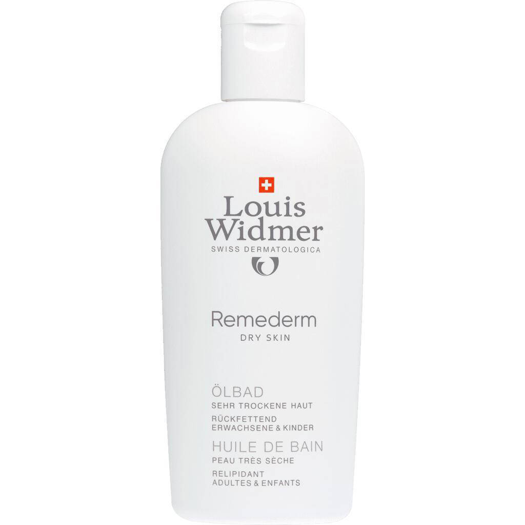 Louis Widmer Remederm badolie - 250 ml