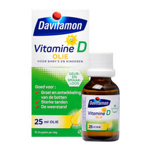 vitamine D olie - 25 ml