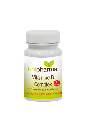 Vitamine B complex - 120 tabletten