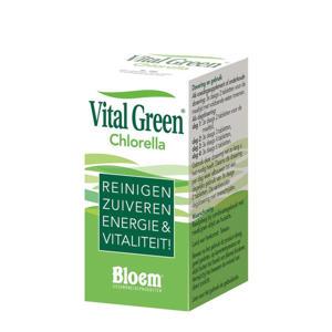 Vital Green Chlorella vitaminen - 200 stuks