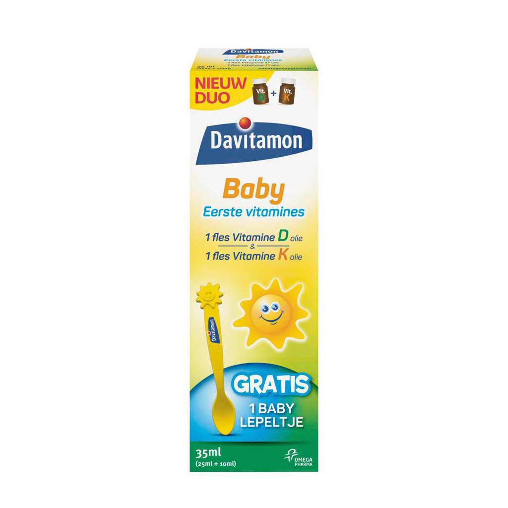 Davitamon Baby vitamines D+K