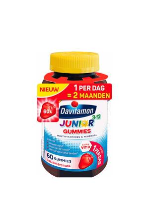 Junior gummies multivitamines