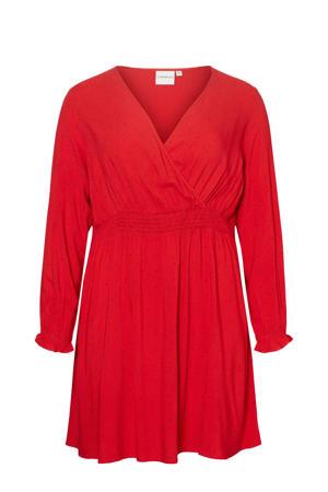 jurk rood