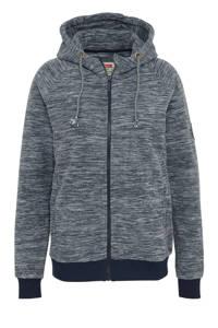 Donnay fleece sportvest grijs, Grijs