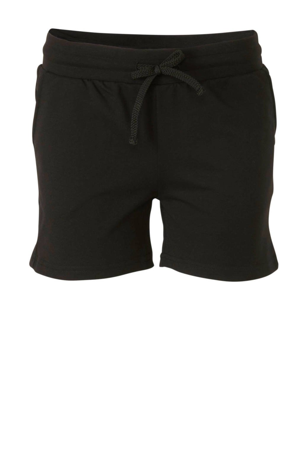 Donnay joggingshort zwart, Zwart