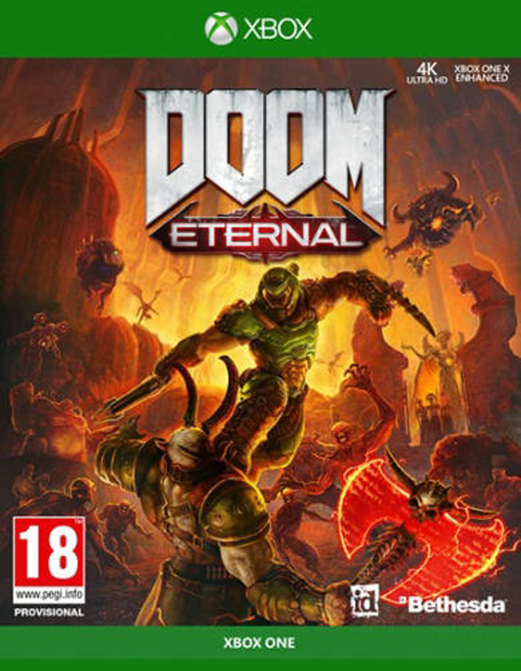 Doom eternal  (Xbox One)