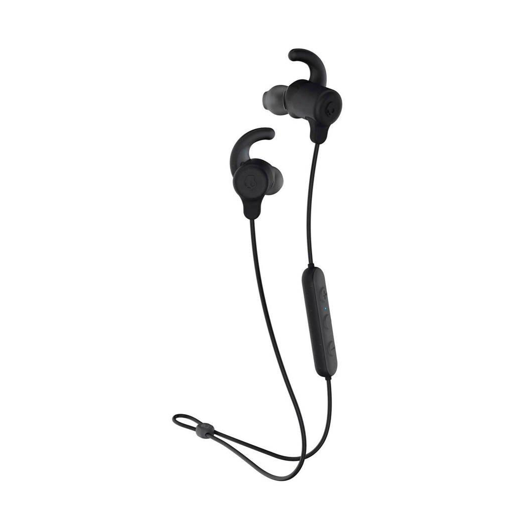 Skullcandy Jib+ sport Bluetooth oortjes (zwart), Zwart