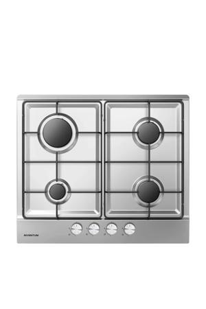 IKG6021RVS inbouw gaskookplaat