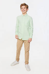 WE Fashion overhemd groen, Groen