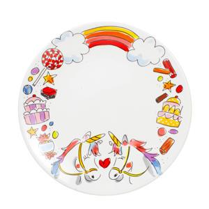 ontbijtbord (ø22 cm) - Unicorn
