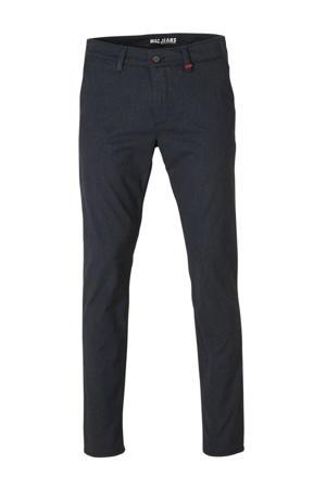 slim fit jeans Lennox midnight blue printed