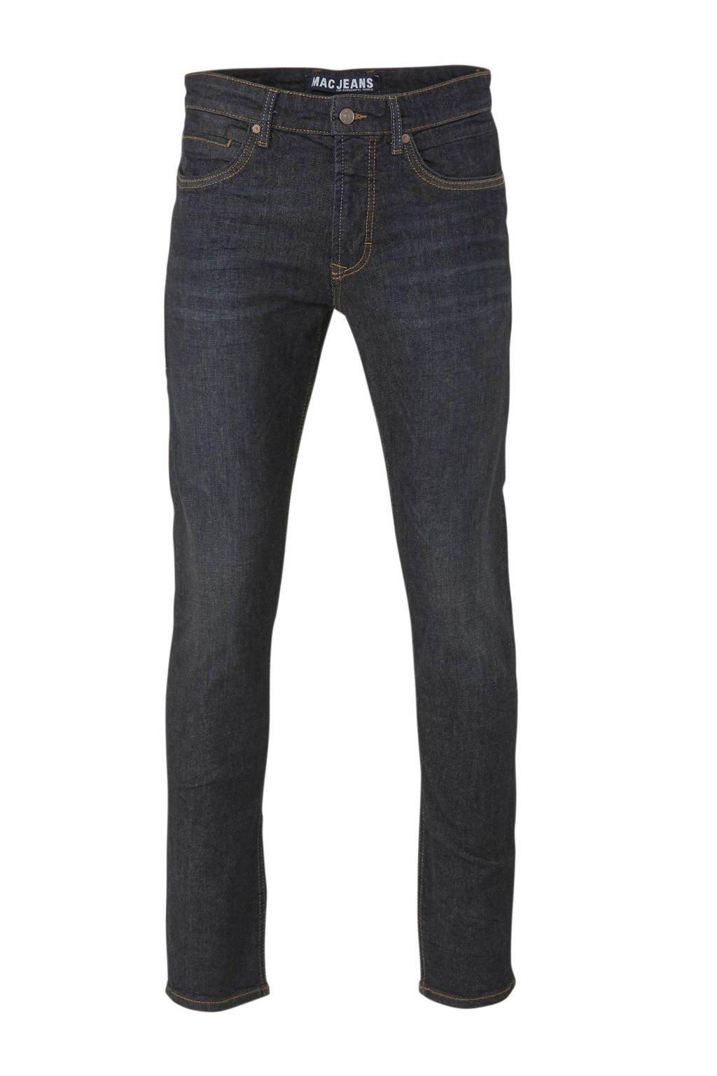 MAC regular fit jeans Arne Pipe, H709-dark rinsed 3D