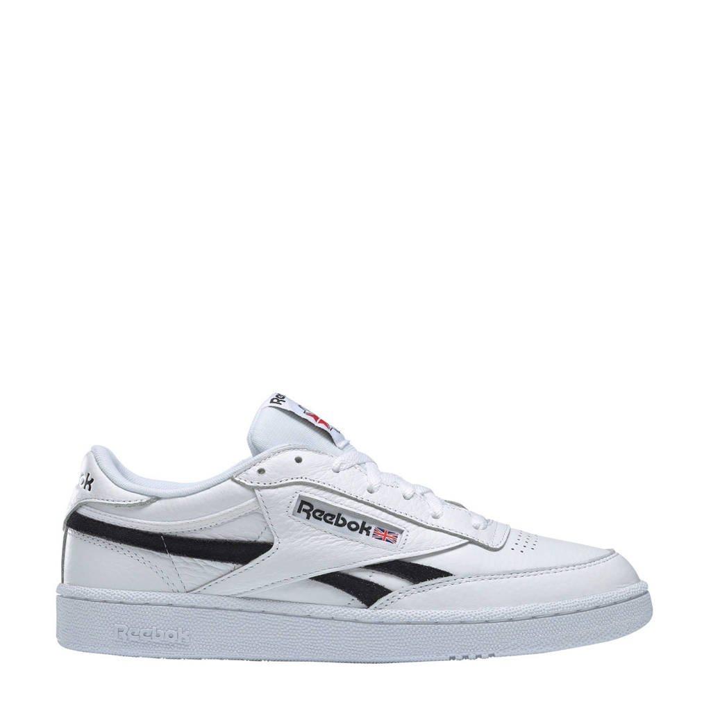 Reebok Classics Club C Revenge sneakers wit/zwart, Wit/zwart