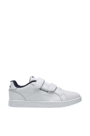Royal Comp CLN sneakers wit/donkerblauw