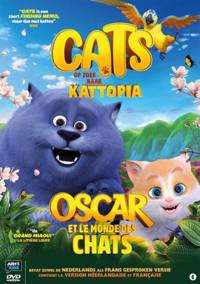 Cats op zoek naar Kattopia (DVD)