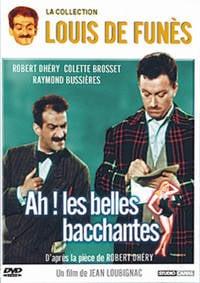 Ah! Les belles bacchantes (DVD)