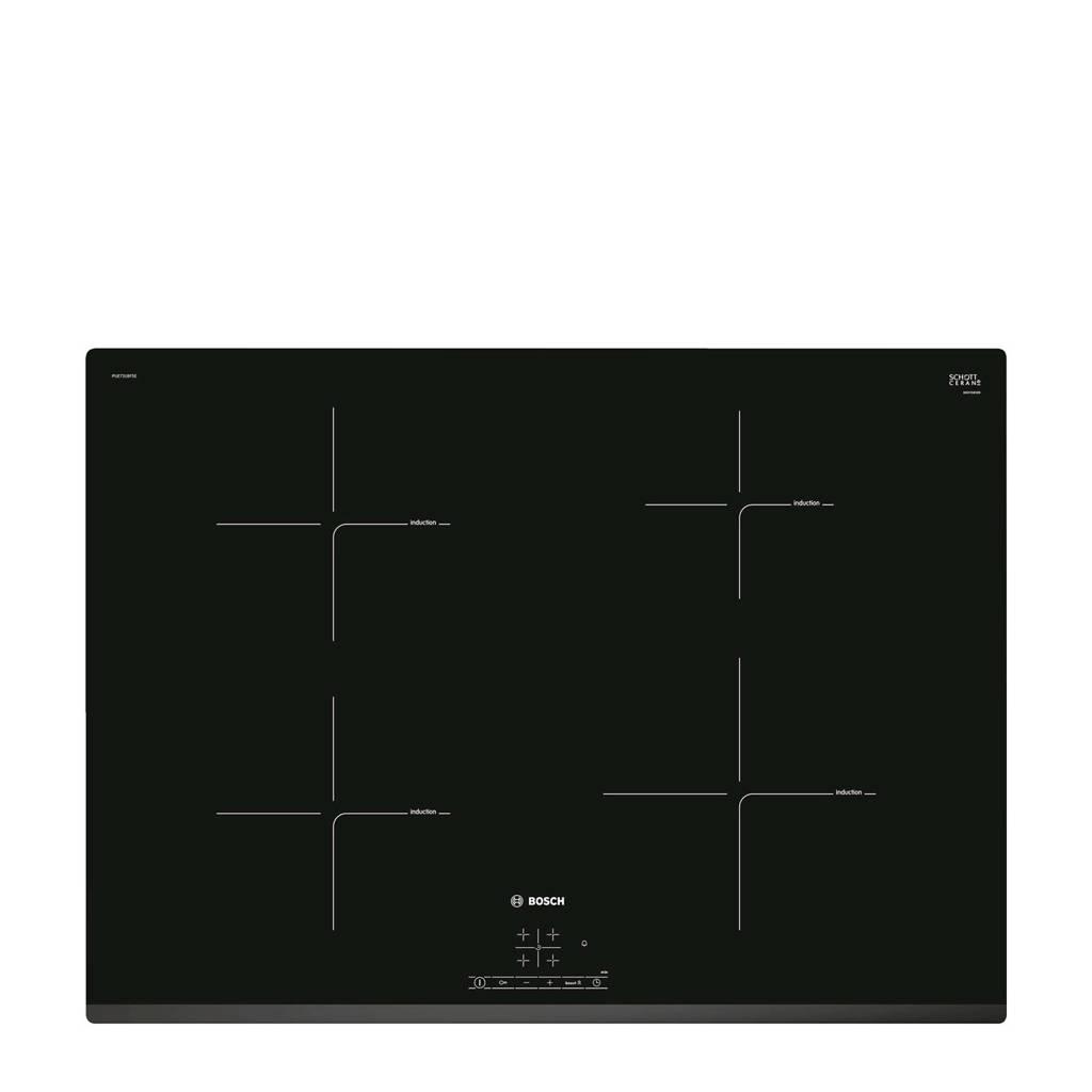 Bosch PUE731BF5E inductie inbouw kookplaat, -
