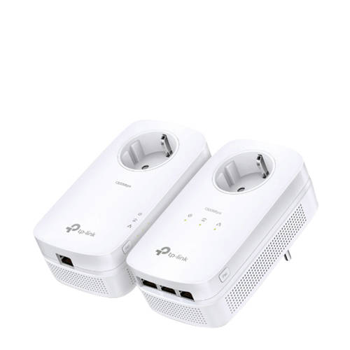 TP-Link TL-PA8033P KIT powerline zonder wifi 2 stu