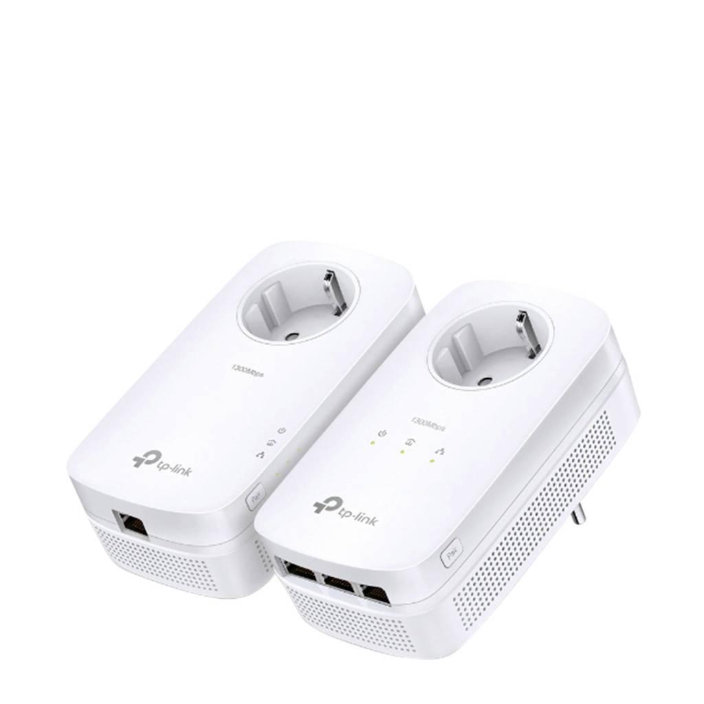 TP-Link TL-PA8033P KIT powerline zonder wifi 2 stuks, Wit